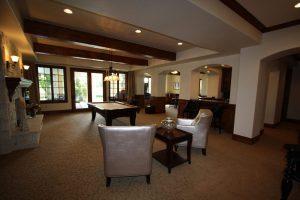 Interior Designer for basements in Denver